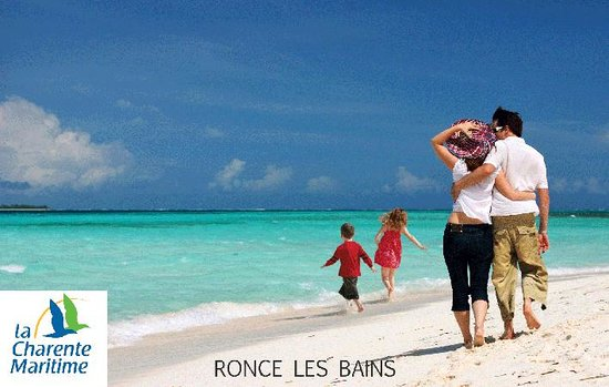 La Côte d'Argent : Hotel de plage à Ronce Les Bains