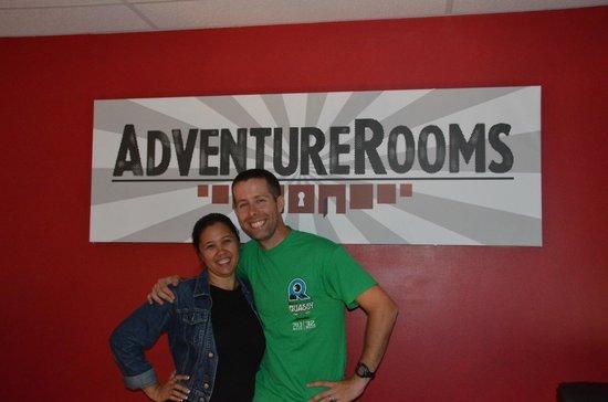 Adventure Rooms: SO MUCH FUN!!!