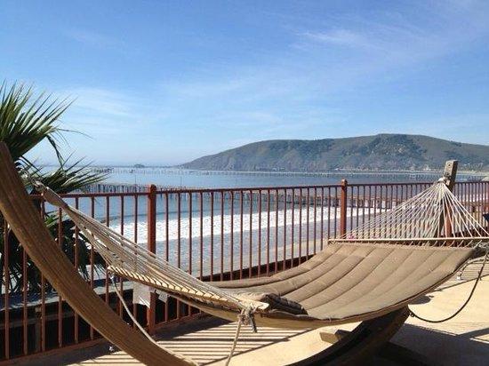 Inn at Avila Beach: Care for a nap?
