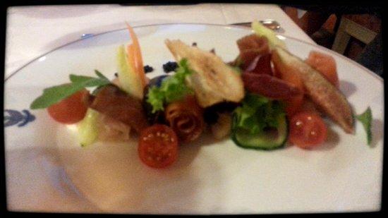 Hotel Alhambra Palace: nosso prato.
