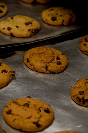 Inn at Avila Beach: We bake cookies all day every day for each of our guests!