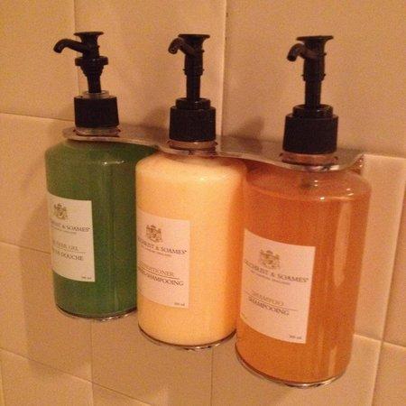 Benson Hotel: Nice soap!
