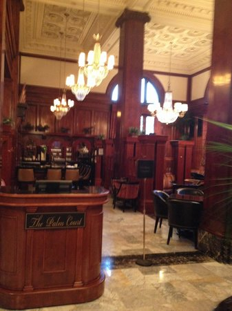 Benson Hotel: Restaurant