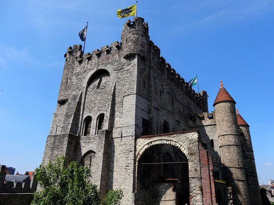 Castillo de Gravensteen: Gravensteen Castle