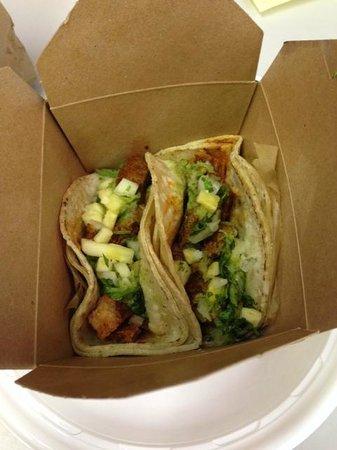 The Taco Truck: Pork Tacos