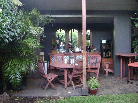 Paia Inn : Common Breakfast Are