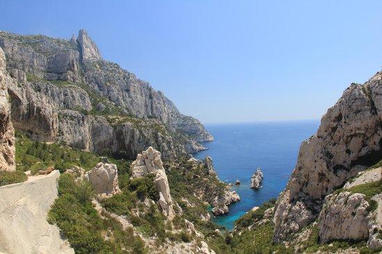 Marseille Provence Greeters - Private Tours: les calanques de Marseille