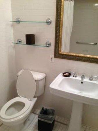 Castle Hotel & Spa: bathroom