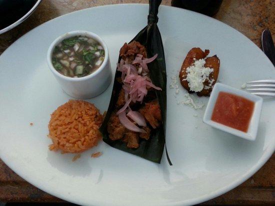 Sabor Cocina Mexicana : Cochinita Pibil