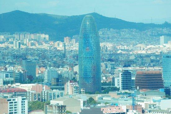 Hotel Arts Barcelona: Vista desde la habitación