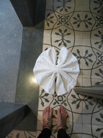 The Scent Hotel: Floor