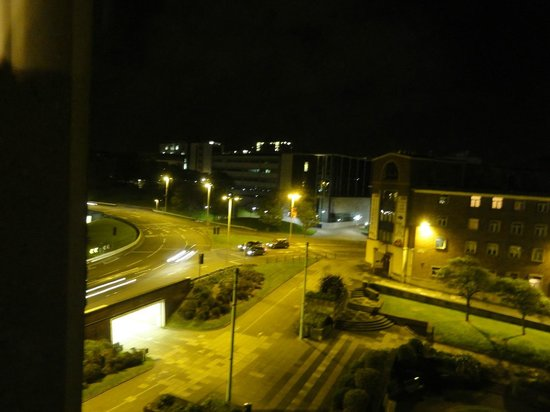 Copthorne Hotel Plymouth: CH 2 - view at night