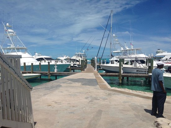 Staniel Cay Yacht Club - Picture of Exuma Water Tours - Four