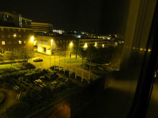 Copthorne Hotel Plymouth: CH 4 - view at night