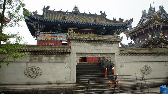 Ci Qi Kou (Porcelain Village): Bao Lun Tempel
