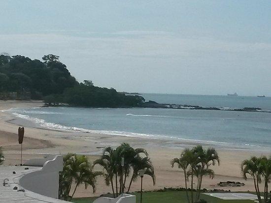 Secrets Playa Bonita Panama Resort & Spa: playa del inter