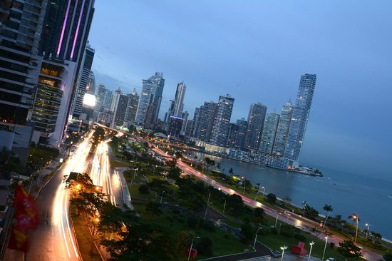 Le Meridien Panama: Great view by Ptorresmx