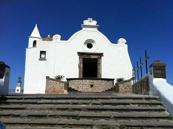 Chiesa del Soccorso, facciata