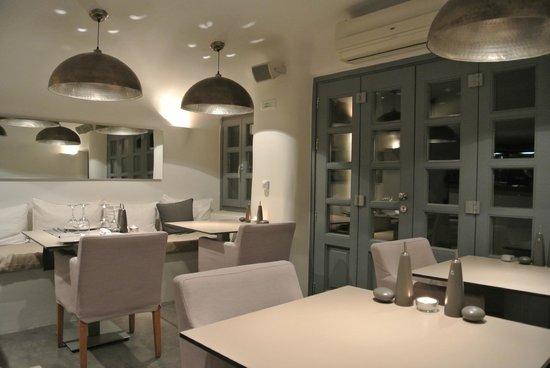Kapari Natural Resort: salle de restaurant et petit dejeuner