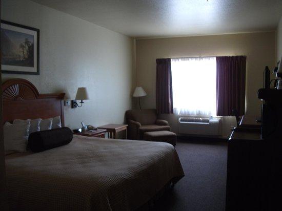 BEST WESTERN PLUS Graham Inn: room