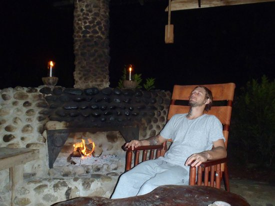 La Carolina Lodge : You cant help but relax here