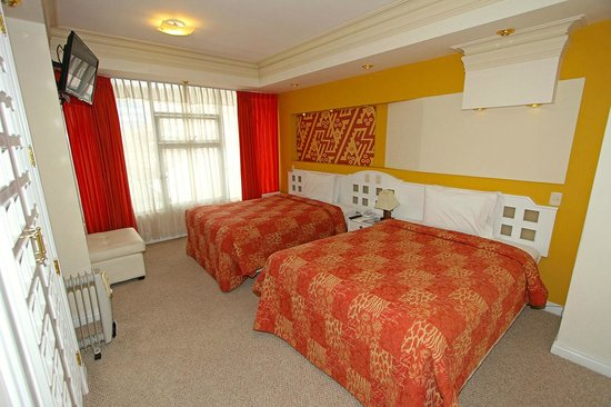 Hotel Qalasaya: suite superior