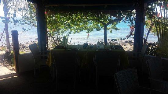 Andilana Beach Resort : pranzo da sogno