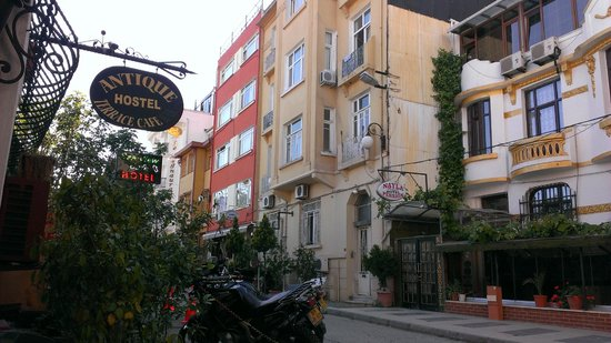 Antique Hostel - Guest House: Antique hostel