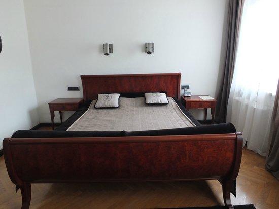 Hotel Pod Roza: Bedroom