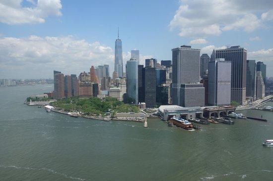 Manhattan Skyline : Skylinernas Skyline