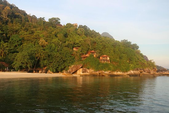 Japamala Resort by Samadhi: Seacliff Chalet