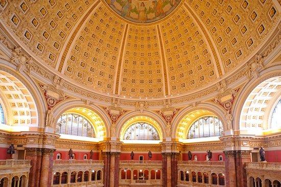 Biblioteca del Congreso: LoC dome