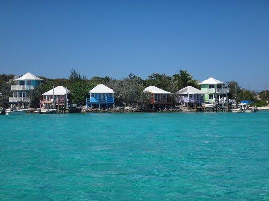 Staniel Cay Yacht Club: SCYC