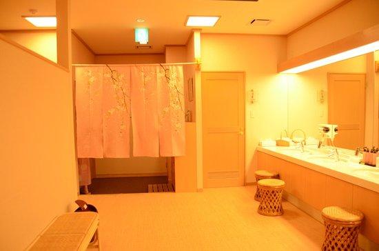 Fuji Matsuzono Hotel : from Onsen areas