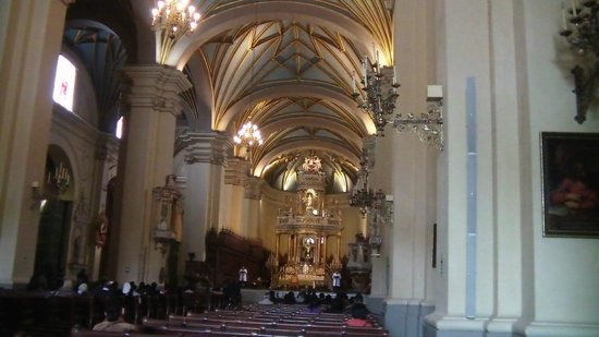 Cathedral of Lima: Catedral de Lima