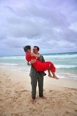 ME Cancun: Post Wedding Photo