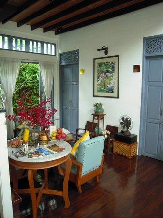 Baan Noppawong: Eingangsbereich