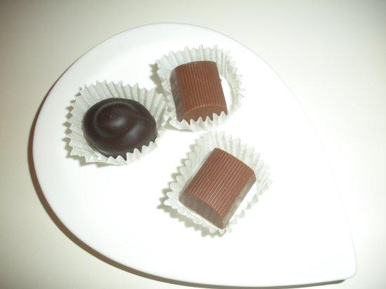 Cioccolateria Gelateria Augusta Perusia: cioccolatini