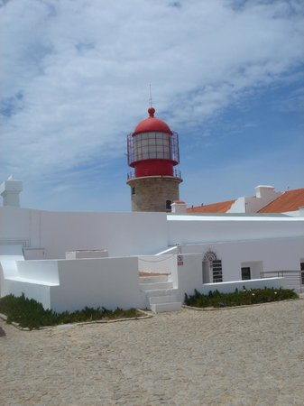 Cape Saint Vincent: the light