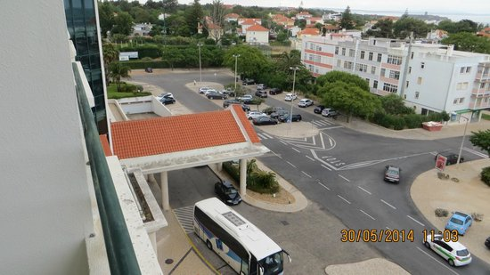 Riviera Hotel Carcavelos: Вид с балкона