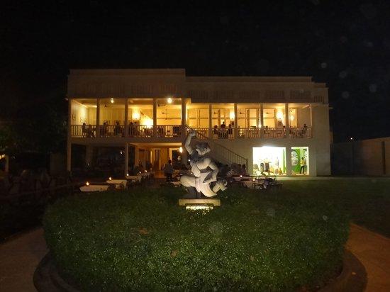 FCC Angkor: O restaurante do hotel é ótimo!