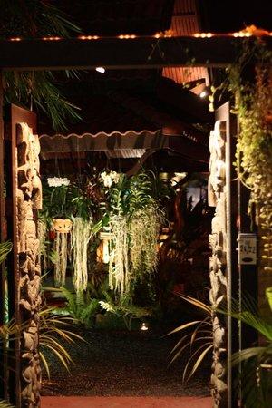 John's Garden : The garden gate