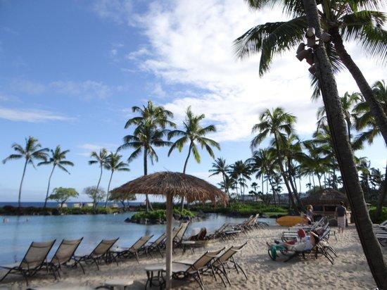 Grand Hyatt Kauai Resort & Spa : Lagoon