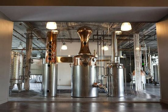 Journeyman Distillery: Where the magic happens