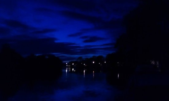 River Shannon: Rooskey at 11pm