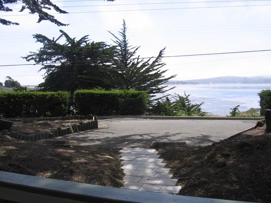 Bodega Coast Inn & Suites: View from Balcony of the Bay