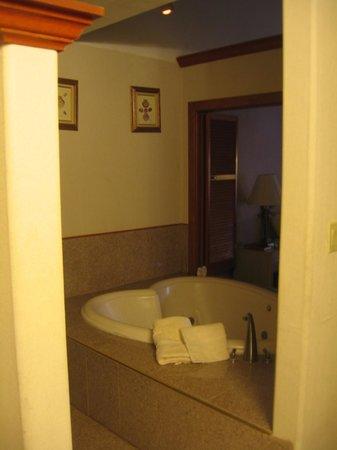 Bodega Coast Inn & Suites: Bathroom