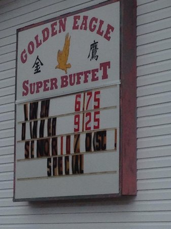 Golden Eagle Restaurant