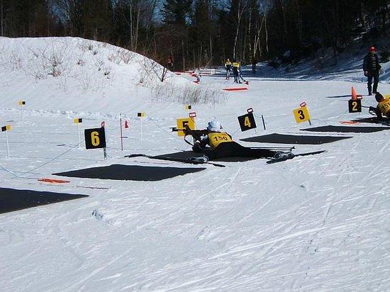 Les Aventuriers de Charlo : Biathlon