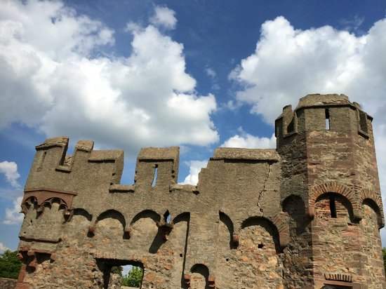 Bensheim, Germany: Auerbach Castle